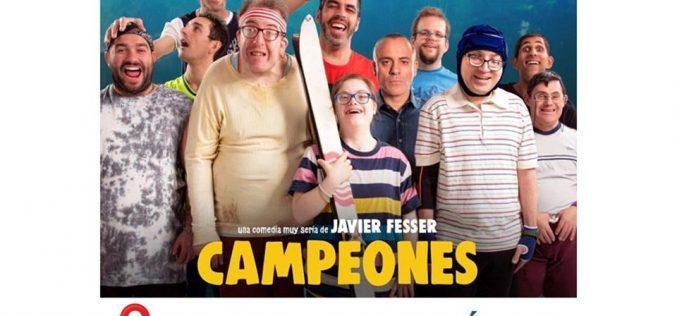 Cine «Campeones»