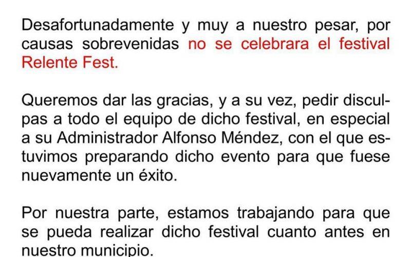 Relente Fest