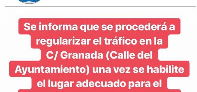 Regulación de tráfico