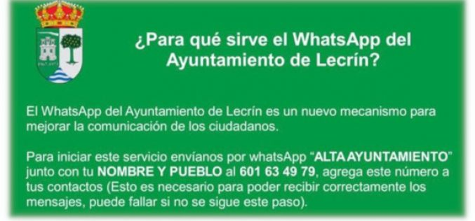 WhatsAppLecrín