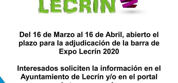 Barra ExpoLecrín