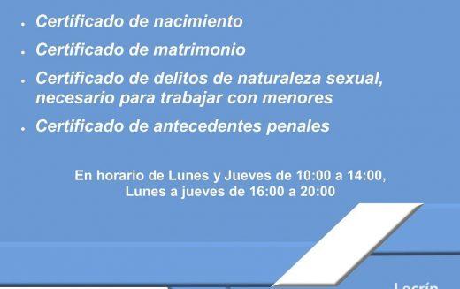 Certificados en Guadalinfo