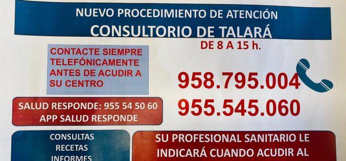 Consultorio médico Talará
