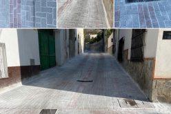 Obra calle Las Pilas