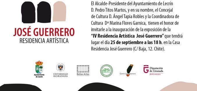 Exposición residencia artística