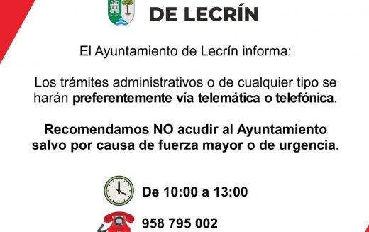 Ayuntamiento informa