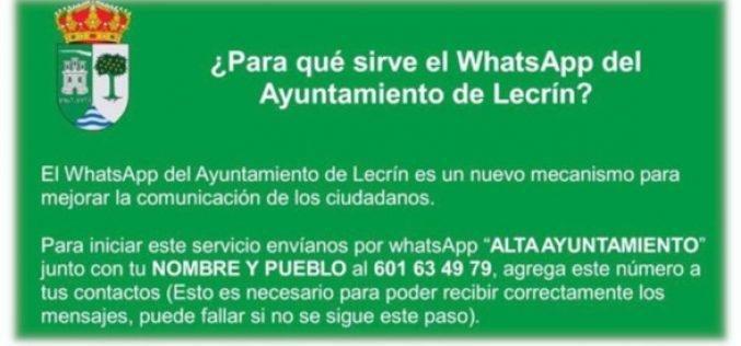 WhatsAppLecrín