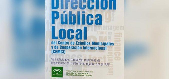 Máster en Dirección Pública Local
