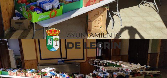 Banco alimentos Lecrín