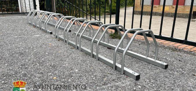 Aparcamientos bicicletas
