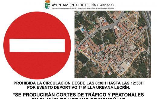 Cortes de tráfico