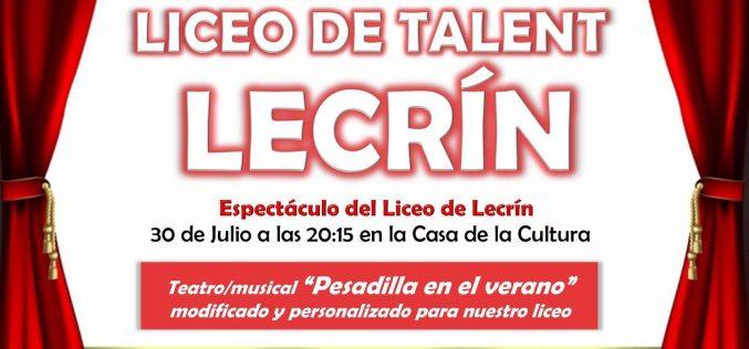 Liceo Talent Lecrín