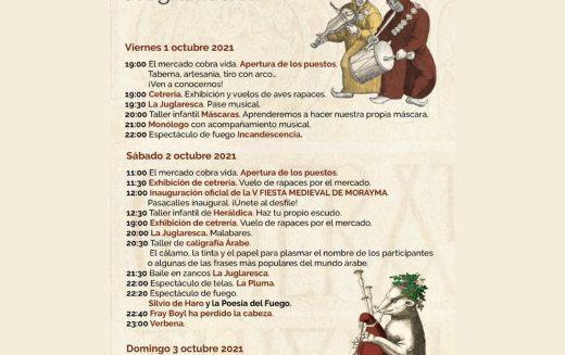 Feria medieval programación